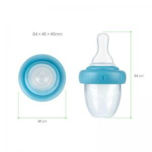 Baby 1 Piece Medicine Liquid Dropper Simple Nipple Shaped Scale Droppe -