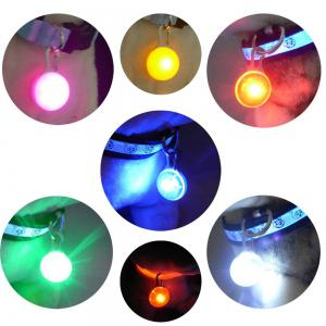 Ywxlight Led Pet Decorations Luminous Pendant Night Warning - Bleu