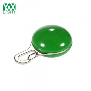 Ywxlight Led Pet Decorations Luminous Pendant Night Warning - GREEN