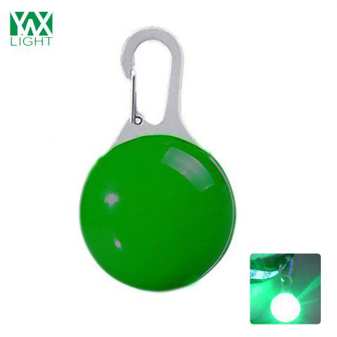 Hot Ywxlight Led Pet Decorations Luminous Pendant Night Warning GREEN