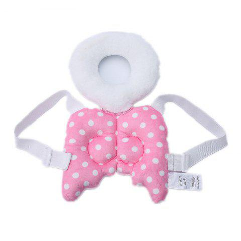 Sale Baby Head Cushion Child Protection for Baby Head Protection Pad PINK