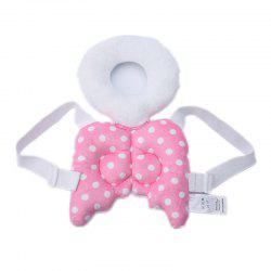 Baby Head Cushion Child Protection for Baby Head Protection Pad - PINK