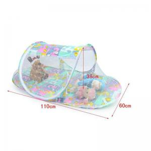 Multi Purpose Baby Cartoon Good Boat Folding Mosquito Net -