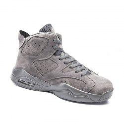 High Top Breathable Basketball Shoes -