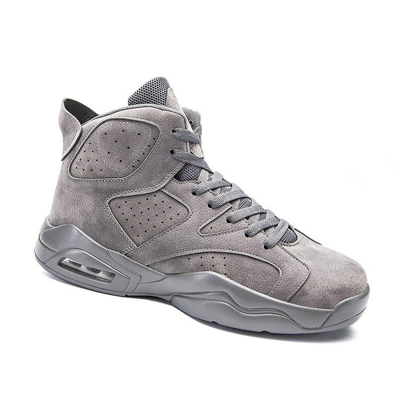 Outfits High Top Breathable Basketball Shoes