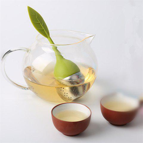 Shop Creativity Fresh Leaves Tea Infuser