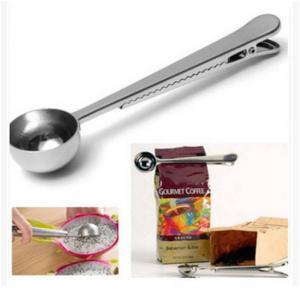 Multi-Functional Stainless Steel Coffee Measuring Spoon -