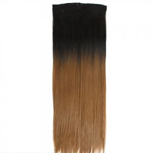 TODO Straight Ombre 7-Piece 16-Clip Clip-in Hair Extensions - #8 22pouces