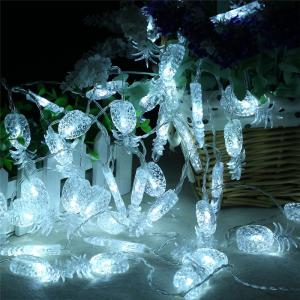 20-LED Pineapple Shaped Christmastree String Lights Decoration Colored Lamp -