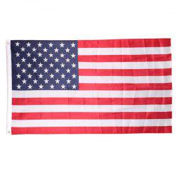 Yeduo Polyester USA United States American Flag 90 x 150cm -