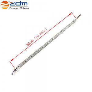 Zdm 50CM 10W 36PCS 8520 Smd 700-900LM Warm White / Cool White Light Led Strip Lamp (Dc12v / Dc24v) -