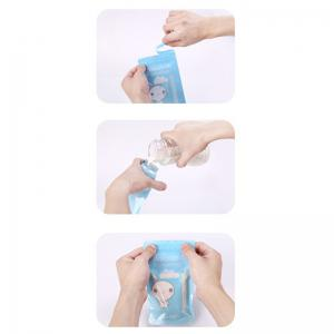 A Rectangular Breast Milk Bag Holds 30 Bags of Milk Bags - AS THE PICTURE