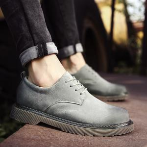 Wild Low To Help Martin Shoes Retro Casual Shoes -