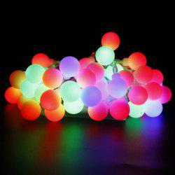 Supli Led String Lights 10 M 100 Leds Power Supply Ac 220V - 240V -