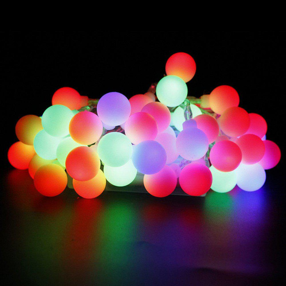Store Supli Led String Lights 10 M 100 Leds Power Supply Ac 220V - 240V