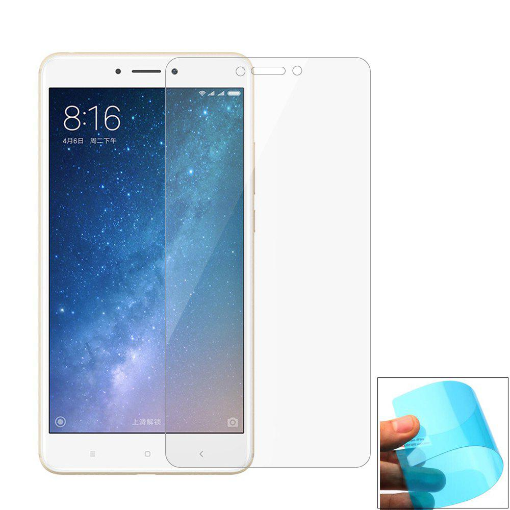 Nano Explosion-Proof Protective Film for Xiaomi Max 2HOME<br><br>Color: TRANSPARENT;