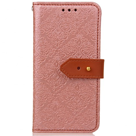 Buy Yc European Style Card Lanyard Pu Leather Case for Samsung S8 Plus