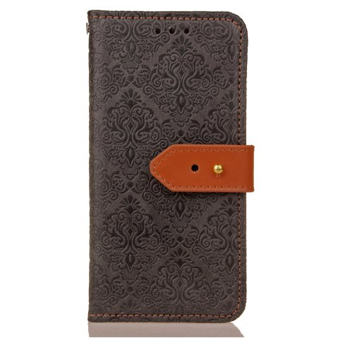Discount Yc European Style Card Lanyard Pu Leather Case for Huawei P9 Lite