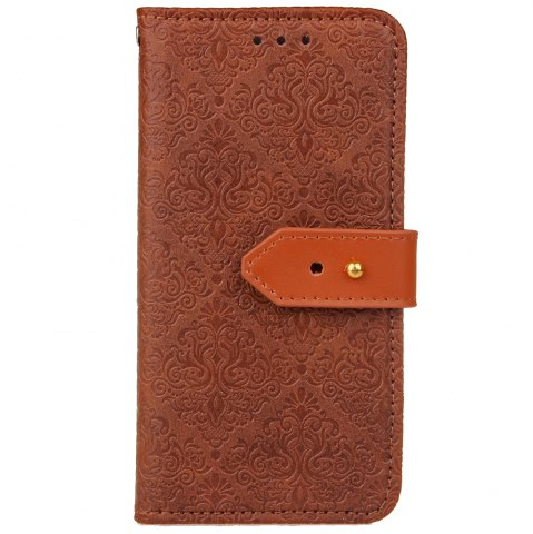Store Yc European Style Card Lanyard Pu Leather Case for Huawei P10 Plus