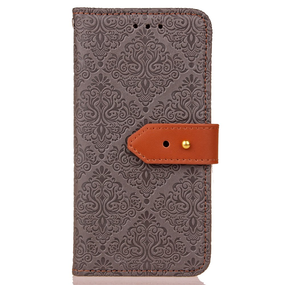 Discount Yc European Style Card Lanyard Pu Leather Case for Huawei P10 Plus