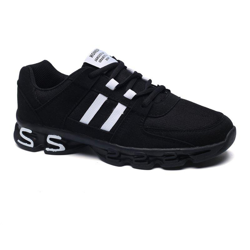 New Color Block Mens Sports Shoes
