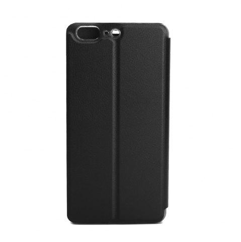 Shops Ocube Flip Folio Stand Up Holder Pu Leather Case Cover for Leagoo T5 / T5s Cellphone