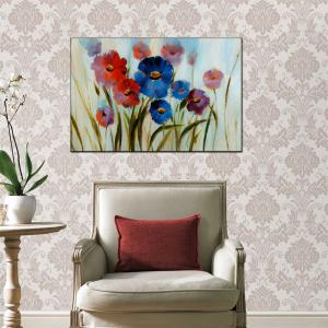 Hua Tuo Flower Oil Painting 60 x 60cm Osr - 160370 -
