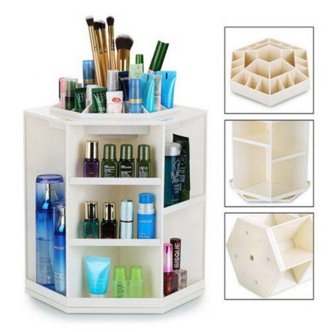 Affordable 360 Degree Rotating Cosmetic Makeup Organizer Box Storage Rack Case Stand Holder Jewelry Gifts Toy