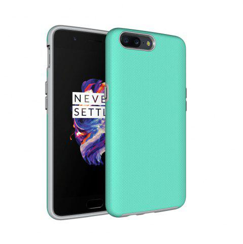 Latest Non-slip Surface Shockproof Back PC Case for OnePlus 5