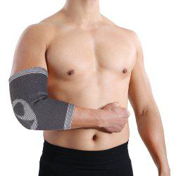 Mumian A23 Classic Bamboo Elbow Sports Elbow Sleeve Brace - 1PCS -
