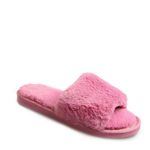 Affordable 2017 Wool Flat Cotton Slippers TUTTI FRUTTI 40