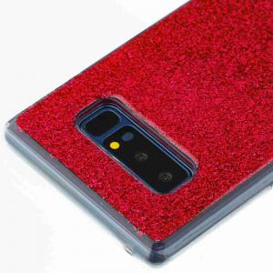 Flash Powder Painted Tpu Phone Case for Samsung Galaxy Note 8 -