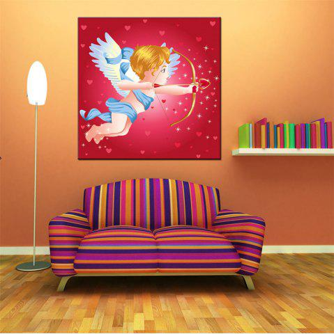 Outfit Hua Tuo Cartoon Figure Oil Painting Size 60 x 60CM Ht - 157016