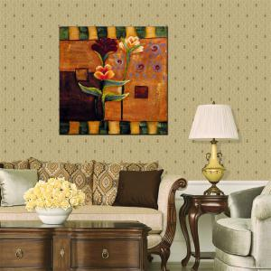 Hua Tuo Flower Oil Painting Size 60 x 60CM Osr - 160385 -