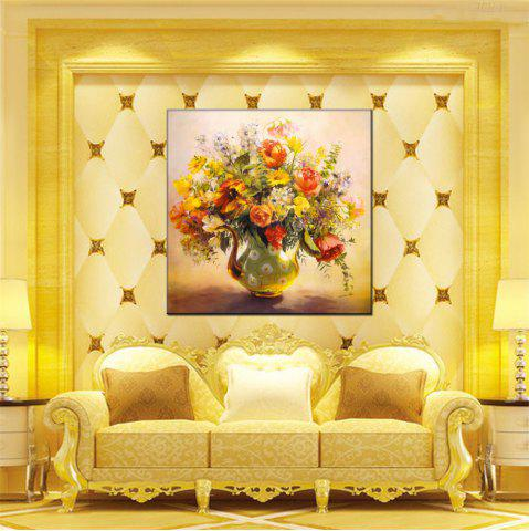 Unique Hua Tuo Flower Oil Painting Size 60 x 60CM Osr - 160388