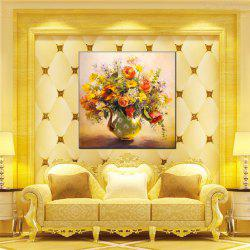 Hua Tuo Flower Oil Painting Size 60 x 60CM Osr - 160388 -