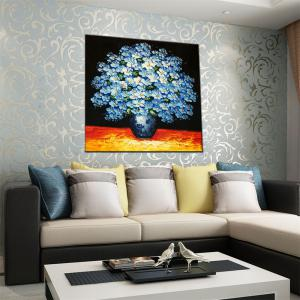 Hua Tuo Flower Oil Painting Size 60 x 60CM Osr - 160390 -