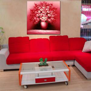 Hua Tuo Flower Oil Painting Size 60 x 90CM Osr - 160391 -