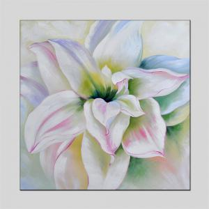 Hua Tuo Flower Oil Painting Size 60 x 90CM Osr - 160393 -