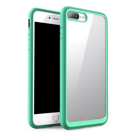 Store Hybrid Protective Bumper Tpu And Pc Anti-Scratch Clear Back Case for Iphone 7 Plus
