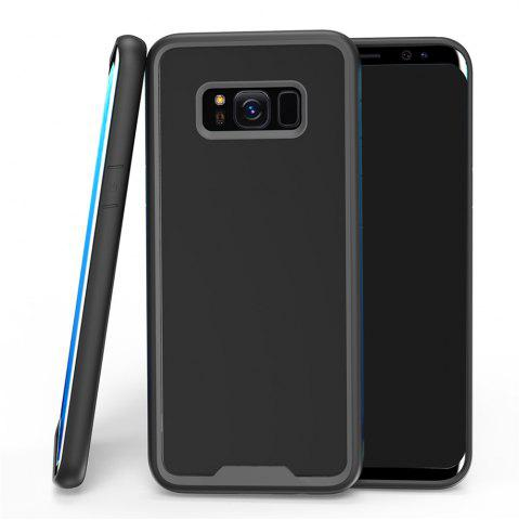 Hot Style Premium Hybrid Protective Clear Bumper Case Scratch Resistant for Samsung Galaxy S8