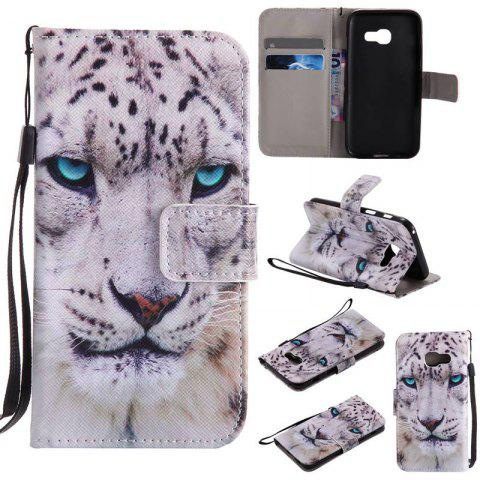 Latest New Painted Pu Phone Case for Samsung Galaxy A3 2017