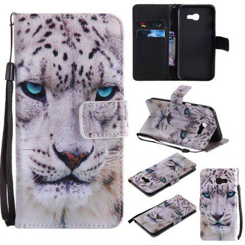 Hot New Painted Pu Phone Case for Samsung Galaxy A5 2017