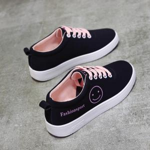 Ladies Casual Shoes Female Canvas Shoes -