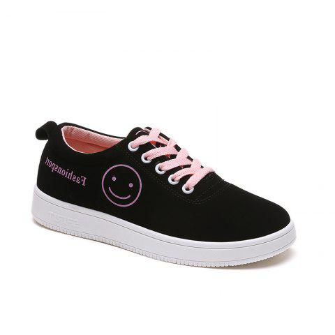 Fancy Ladies Casual Shoes Female Canvas Shoes