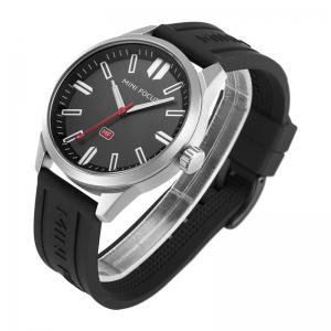 MINI FOCUS Mf0050G 4448 Luminous Needle Calendar Display Men Watch -