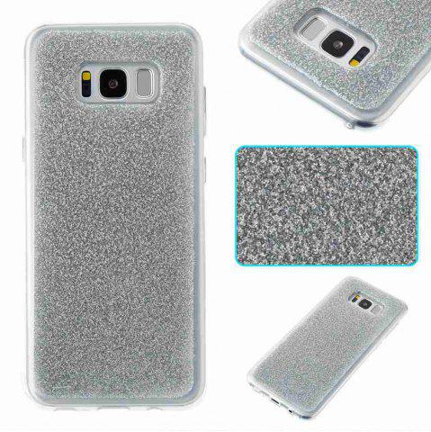 Unique Flash Powder Painted Tpu Phone Case for Samsung Galaxy S8 Plus