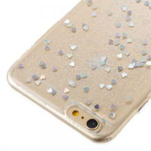 Love Heart Dijiao Tpu Phone Case for Iphone 6 Plus / 6S Plus -