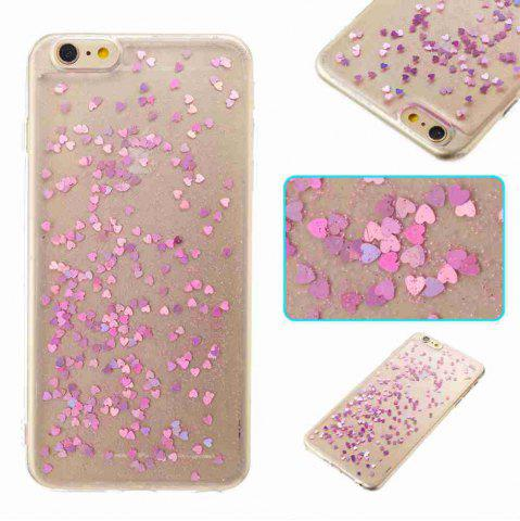 Store Love Heart Dijiao Tpu Phone Case for Iphone 6 Plus / 6S Plus