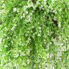 110CM Artificial Plant Rattan Hanging Basket Flower Artificial Flower -